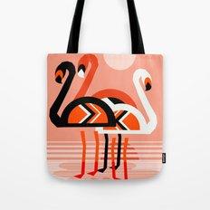 Posse - Flamingo Throwba… Tote Bag
