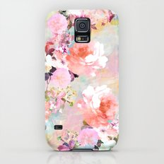 Love of a Flower Galaxy S5 Slim Case