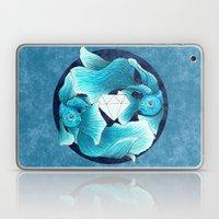 Underwater Guardians - F… Laptop & iPad Skin
