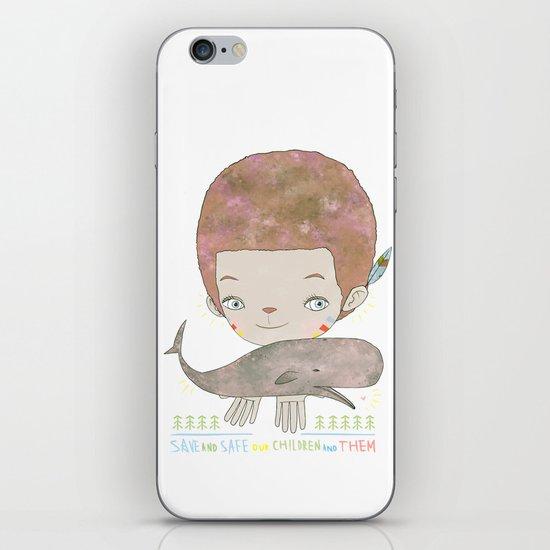 Extinction - SAVE SAFE iPhone & iPod Skin