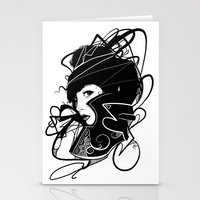 Lady Black (2014 Edition… Stationery Cards