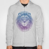 Face Of A Lion Hoody