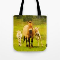 Happy With Mum Tote Bag