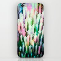 vivid quartz rising iPhone & iPod Skin