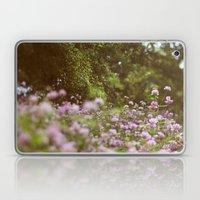 Among The Wildflowers Laptop & iPad Skin