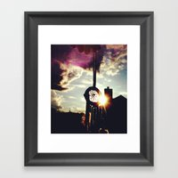 Dreamshade Framed Art Print