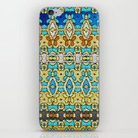 Mix&Match Byzantine Mosaic 02 iPhone & iPod Skin