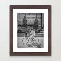 Tokyo Framed Art Print
