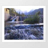 Art Print featuring The Desperate Kingdom Of… by AnnaF31