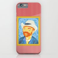 Selfie Van Gogh iPhone 6 Slim Case