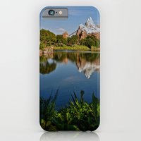 iPhone & iPod Case featuring Flame Tree View by Natasha Crosby
