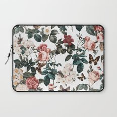 Floral and Butterflies II Laptop Sleeve