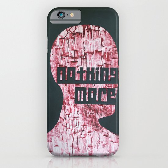:::Nothing More::: iPhone & iPod Case
