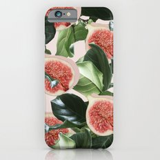 Figs & Leaves #society6 #decor #buyart iPhone 6s Slim Case