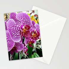 Orchid Love Stationery Cards
