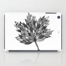 Zentangle Leaf iPad Case
