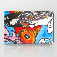 The Sea King's Daughter iPad Case