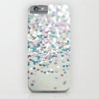 glitter iPhone & iPod Cases featuring GliTTER by Monika Strigel