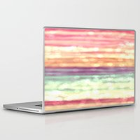 pastel Laptop & iPad Skins featuring Pastel  by WhimsyRomance&Fun
