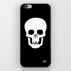 EYE SKULL iPhone & iPod Skin