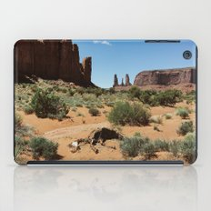 Monument Valley Horse Carcass iPad Case