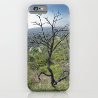 iPhone & iPod Case featuring Mountain Tree by 50one50 photography
