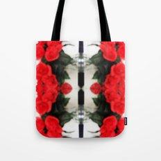 Summer Red Skulls 2012 Tote Bag