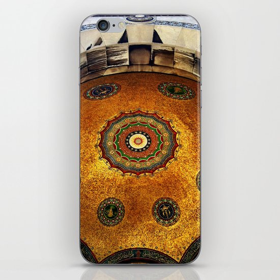 Gold Dome iPhone & iPod Skin