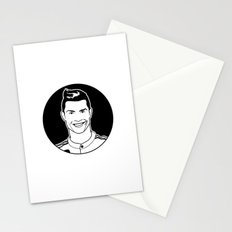 cristiano ronaldo Stationery Cards