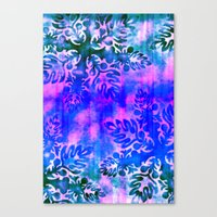 Hawaiian Holiday Canvas Print