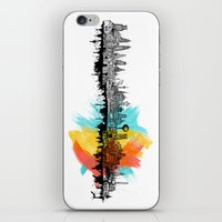 Long City iPhone & iPod Skin