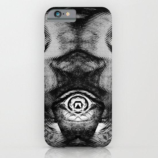 I've got my eye on you iPhone & iPod Case