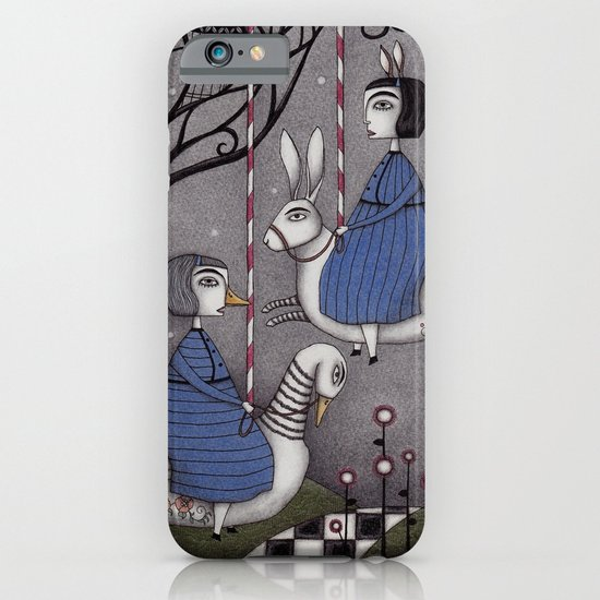 Merry-go-round  iPhone & iPod Case