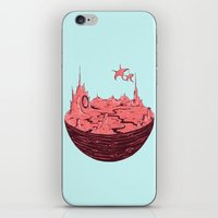 Dimensions iPhone & iPod Skin