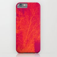 Saturated Branches iPhone 6 Slim Case