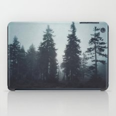 Leave In Silence iPad Case