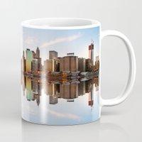 Reflection of Manhattan Mug