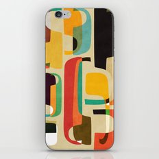 Call her now iPhone & iPod Skin