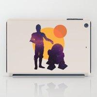 Star Wars BFF iPad Case