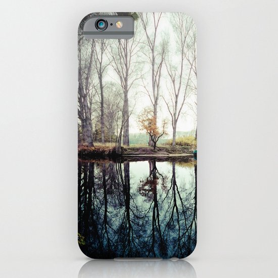 A bend in the river iPhone & iPod Case