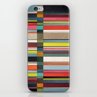 Colorsplit 2 iPhone & iPod Skin