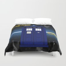 Aliases Duvet Cover