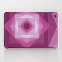Shades of pink iPad Case