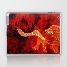 When Elephants cry. Laptop & iPad Skin