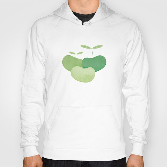 Three peas from a pod Hoody