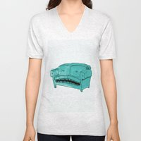 Hungry Couch Unisex V-Neck