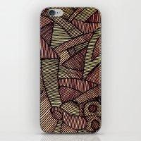 - heat - iPhone & iPod Skin