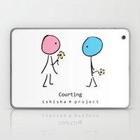 COURTING by ISHISHA PROJECT Laptop & iPad Skin