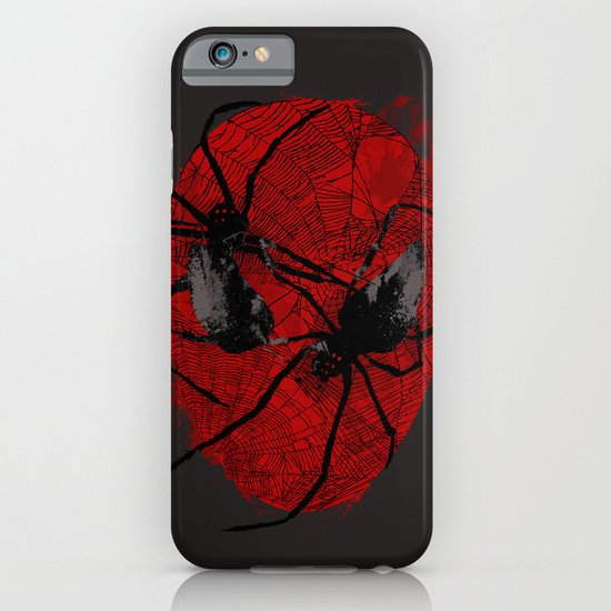 Crawly Eyes iPhone & iPod Case