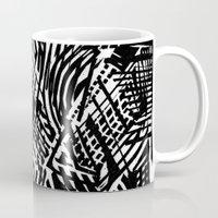 Linocut Mug